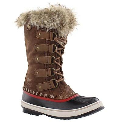 Lds Joan of Arctic umber winter boot