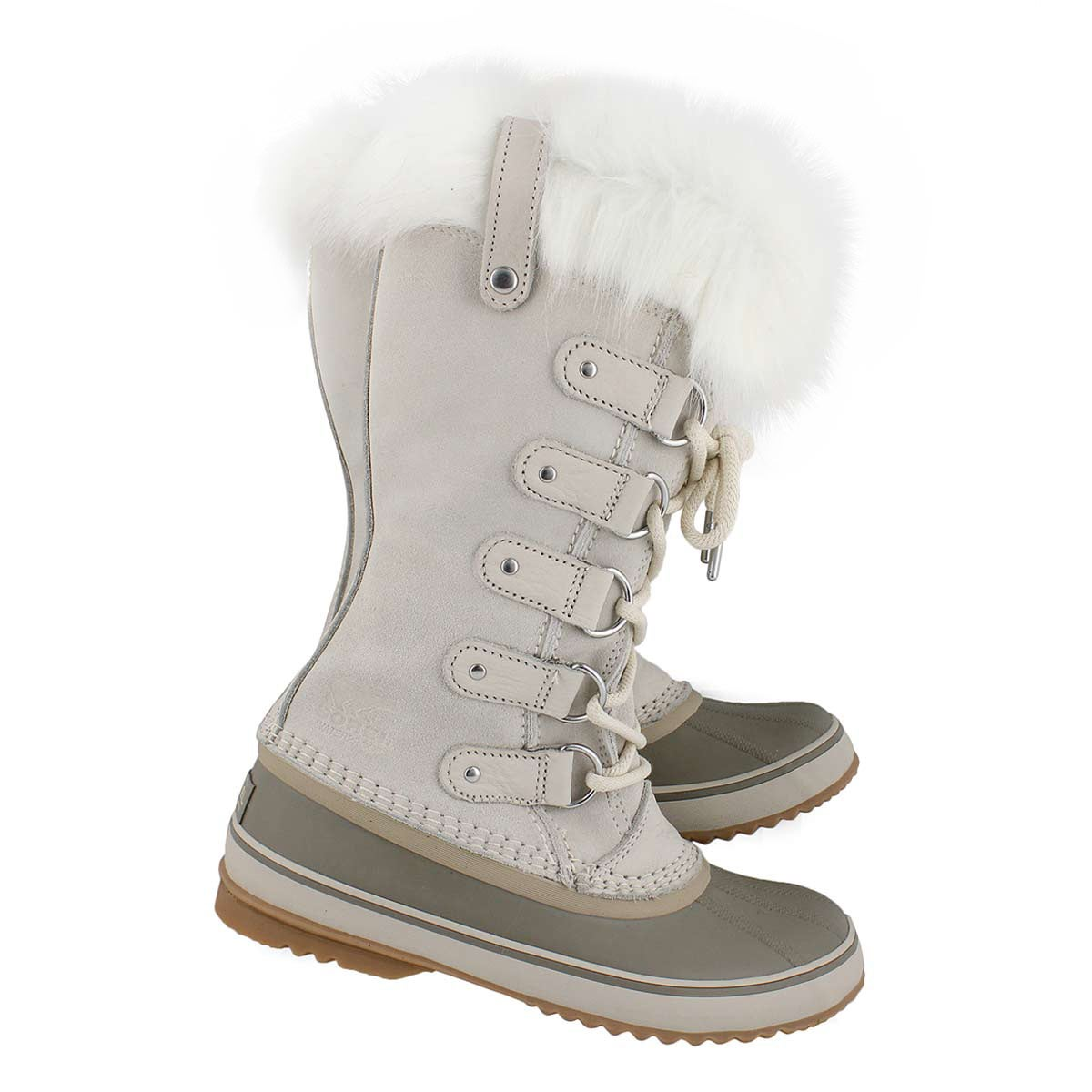 Lds Joan of Arctic fawn winter boot