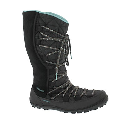 Grls Loveland OmniHeat black tall boot