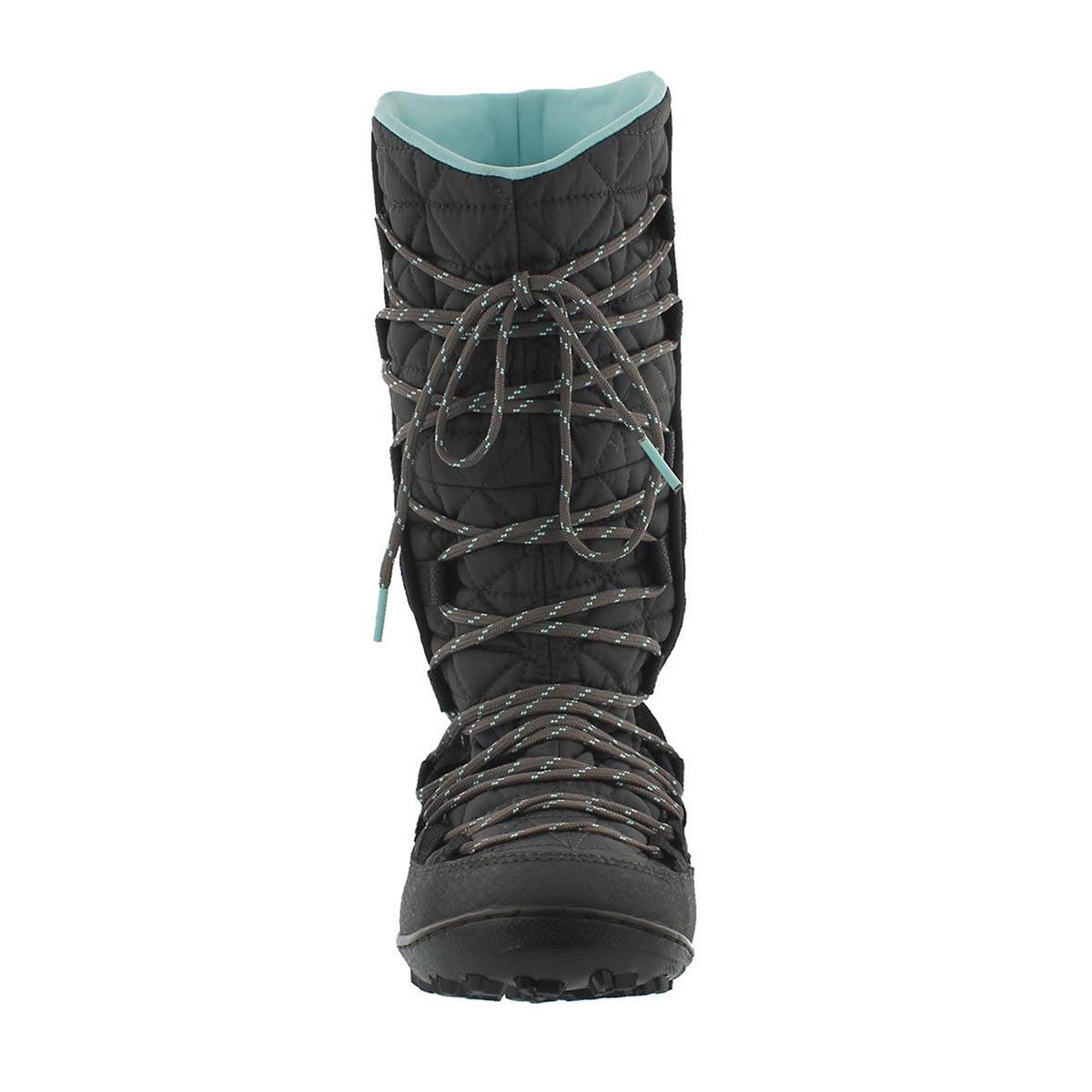 Grls Loveland OmniHeat black tall boot
