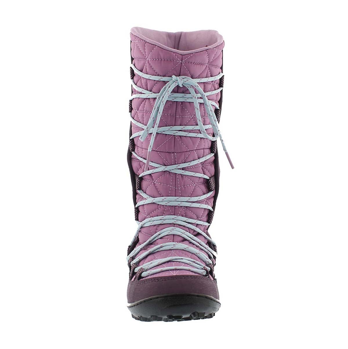 Grls Loveland OmniHeat violet tall boot