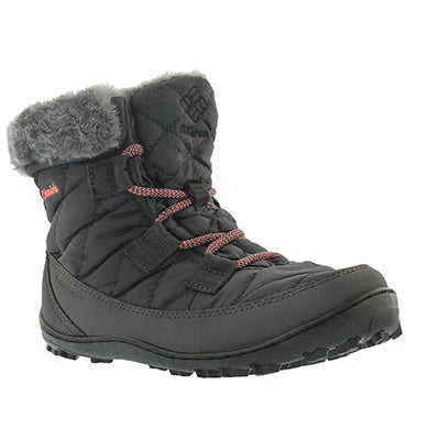 Grls Minx Shorty shark winter boot
