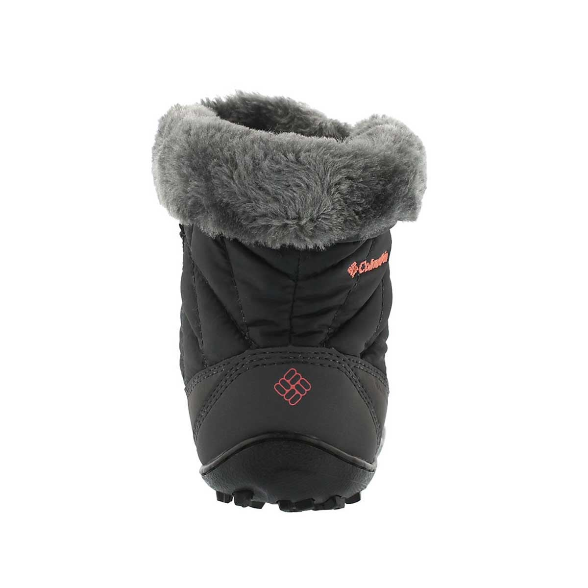 Botte d'hiver Minx Shorty, requin, fille