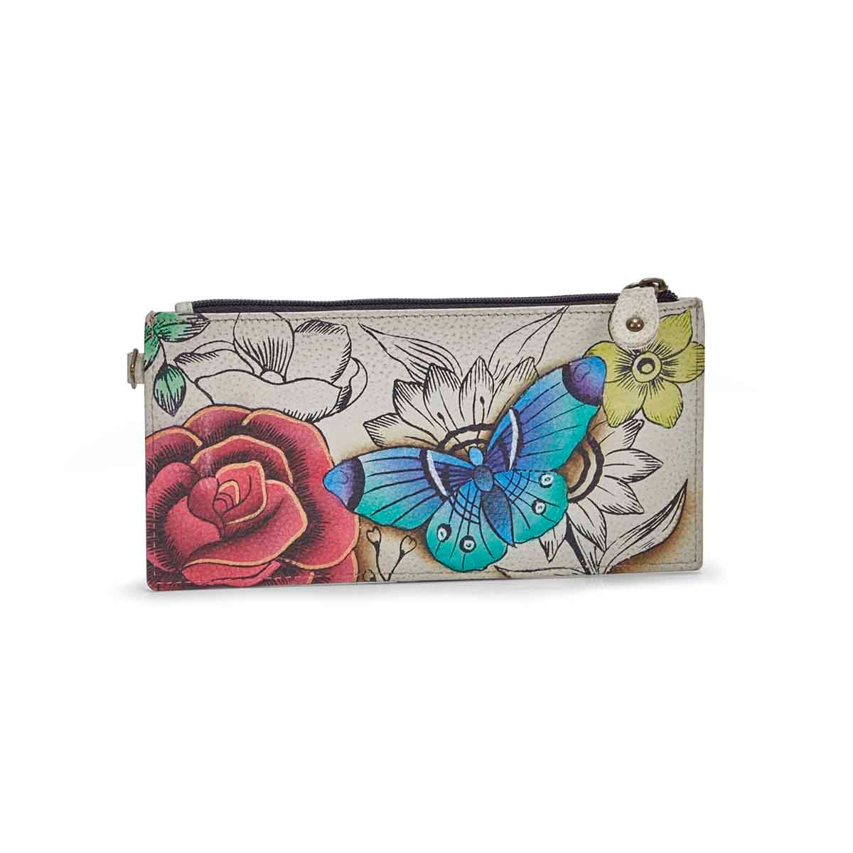 Women's FLORAL PARADISE wallet