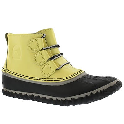 Lds Out'N About zest/dove duckie boot