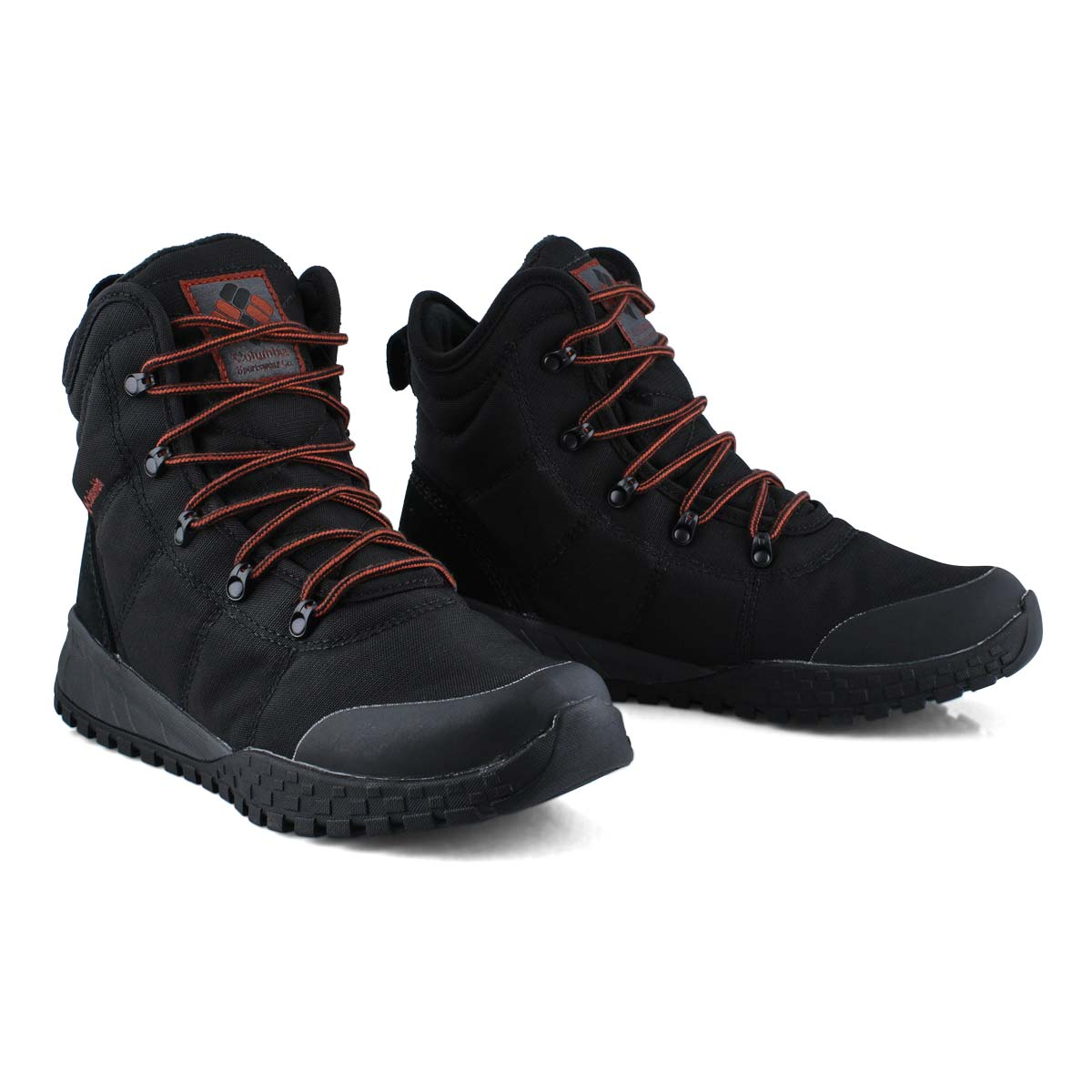 Mns Fairbanks OmniHeat black wtpf boot