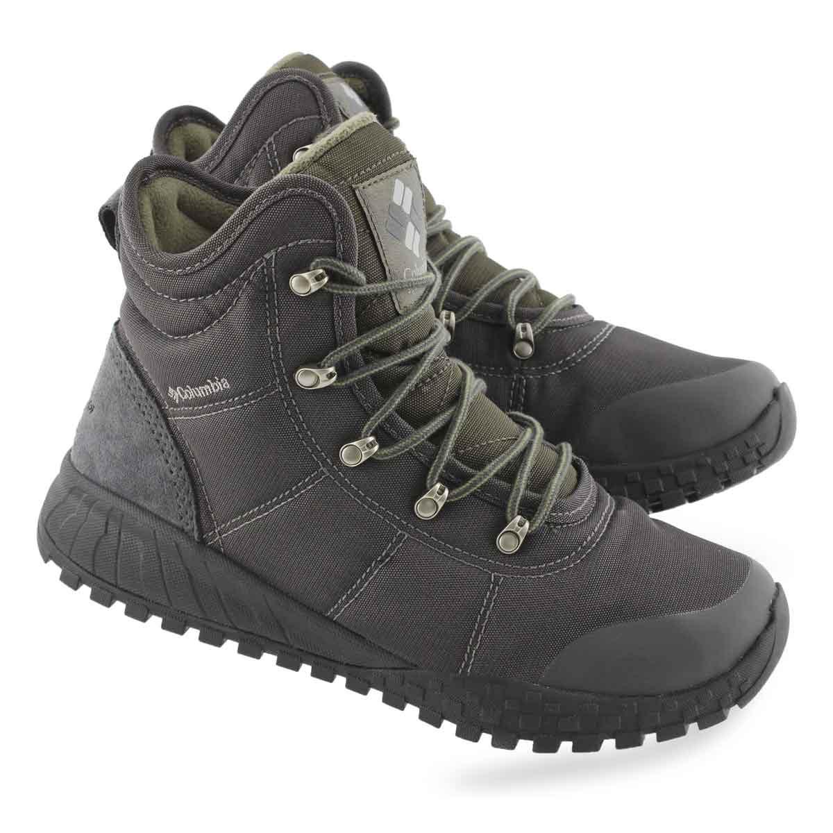 Men/'s Columbia Fairbanks Omni Heat Waterproof Lightweight Boots