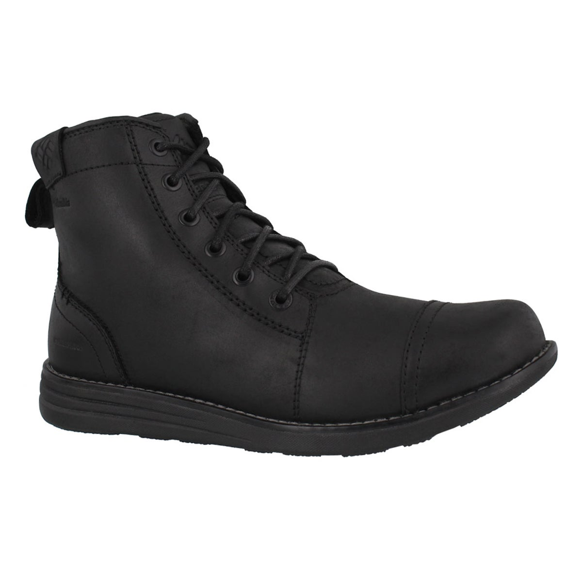 Men's IRVINGTON LTR XTM blk waterproof boots