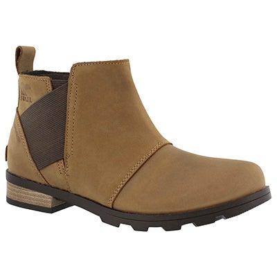 Lds Emelie elk/crdvn wtpf chelsea boot