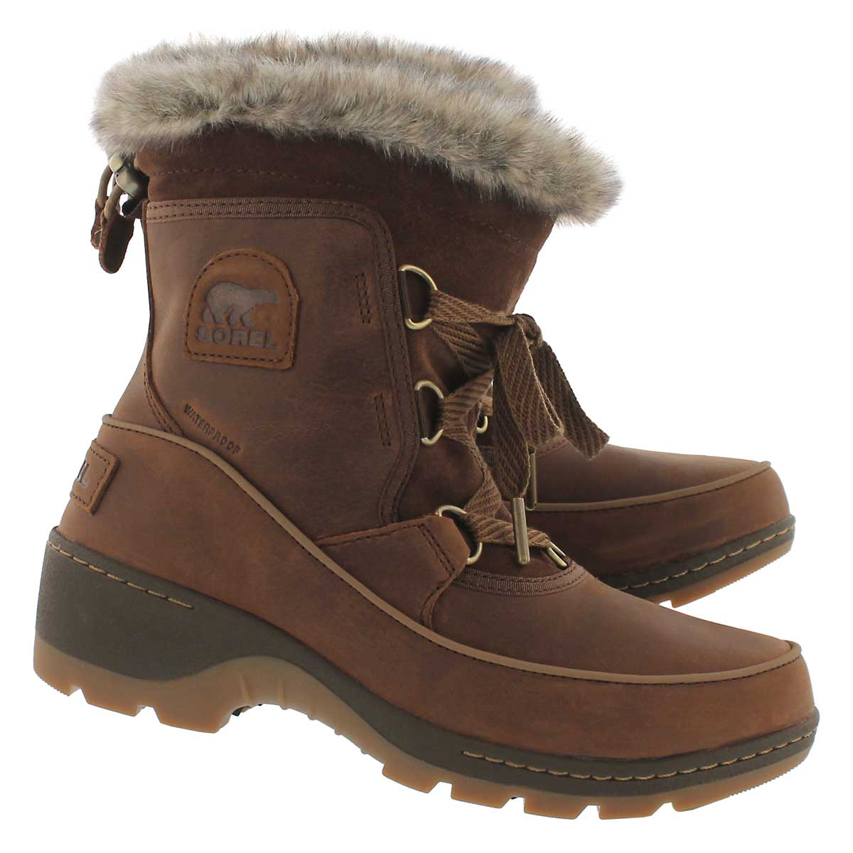 Lds Tivoli III Premium tobac winter boot