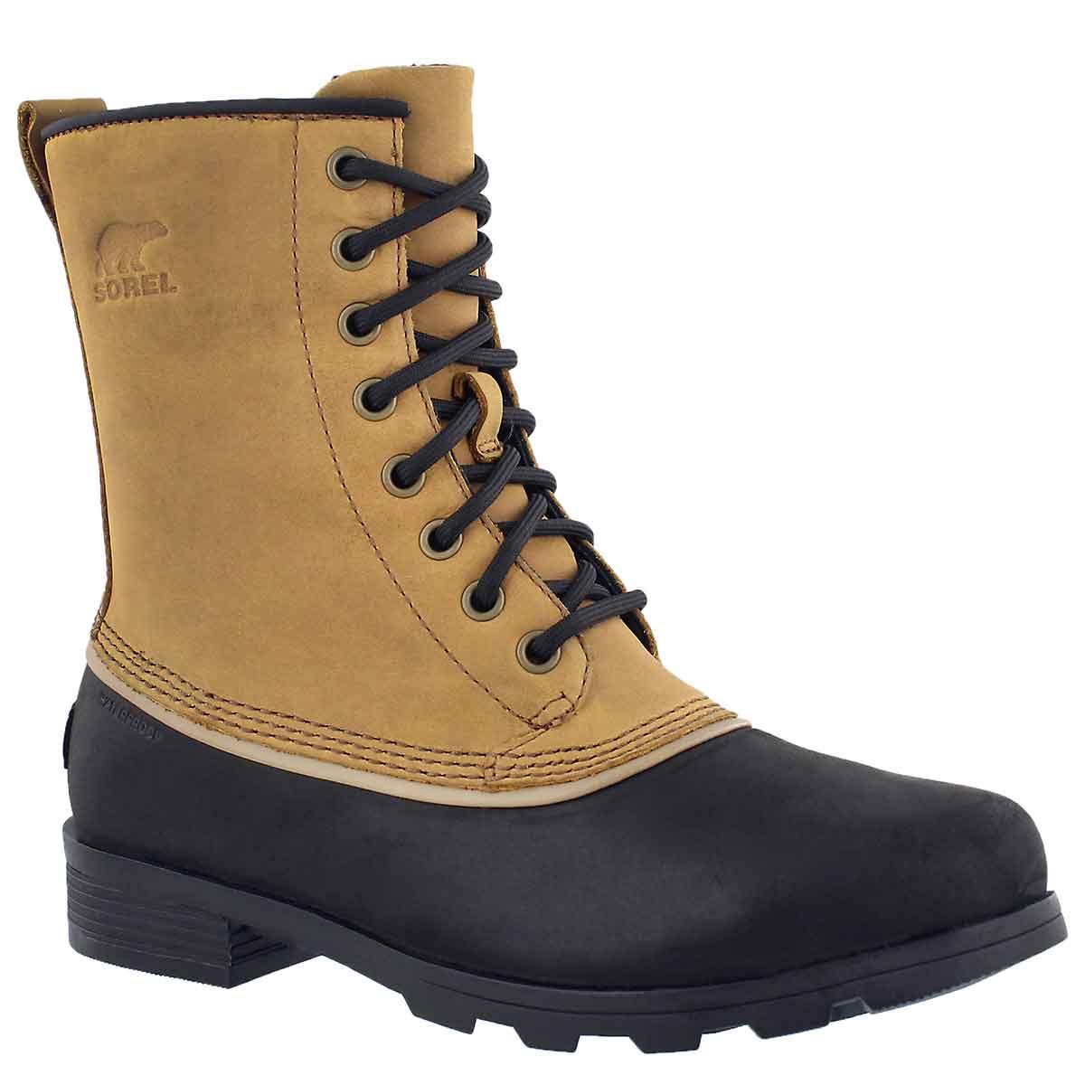 Lds Emelie 1964 elk/blk wtpf winter boot