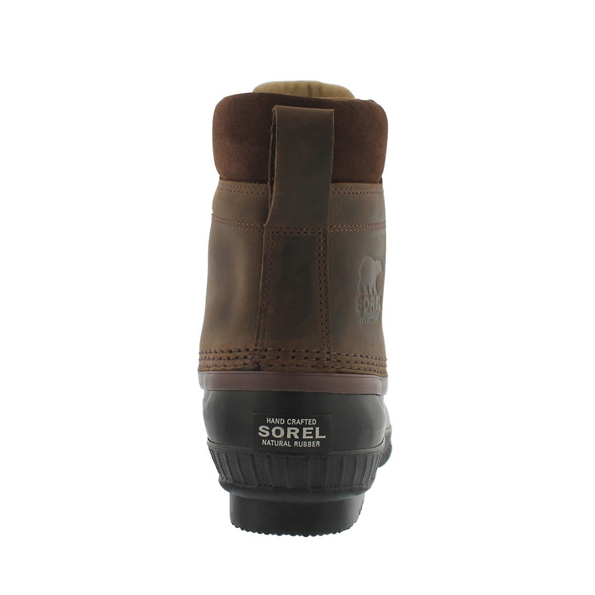 Botte d'hiver Cheyanne II, tabac, homme