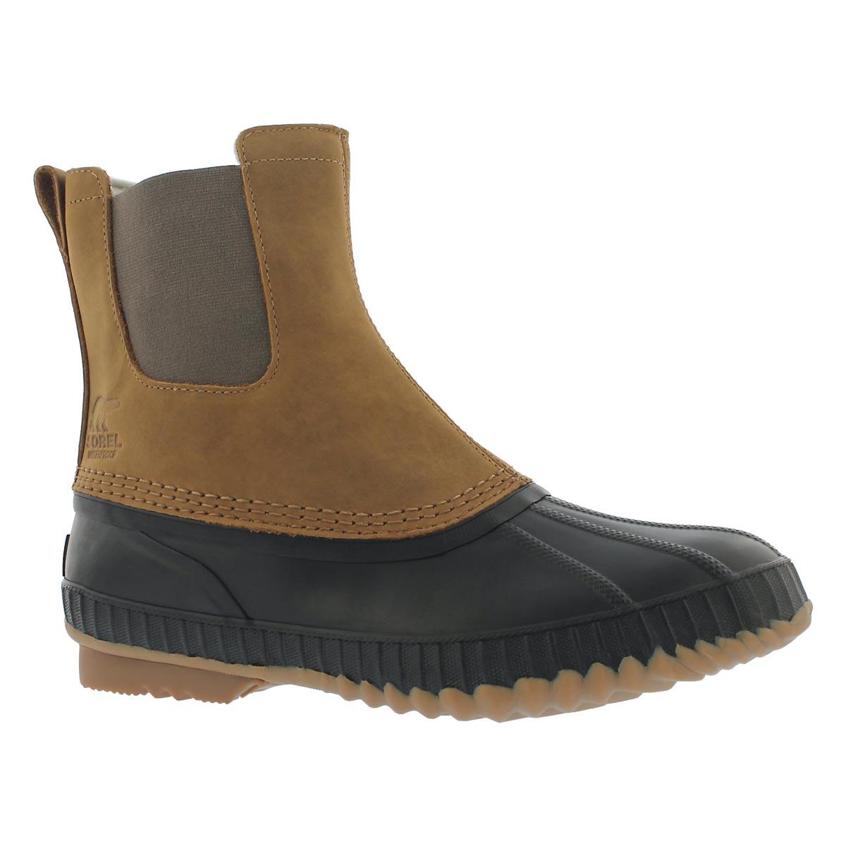 Men's CHEYANNE II chelsea elk waterproof boots