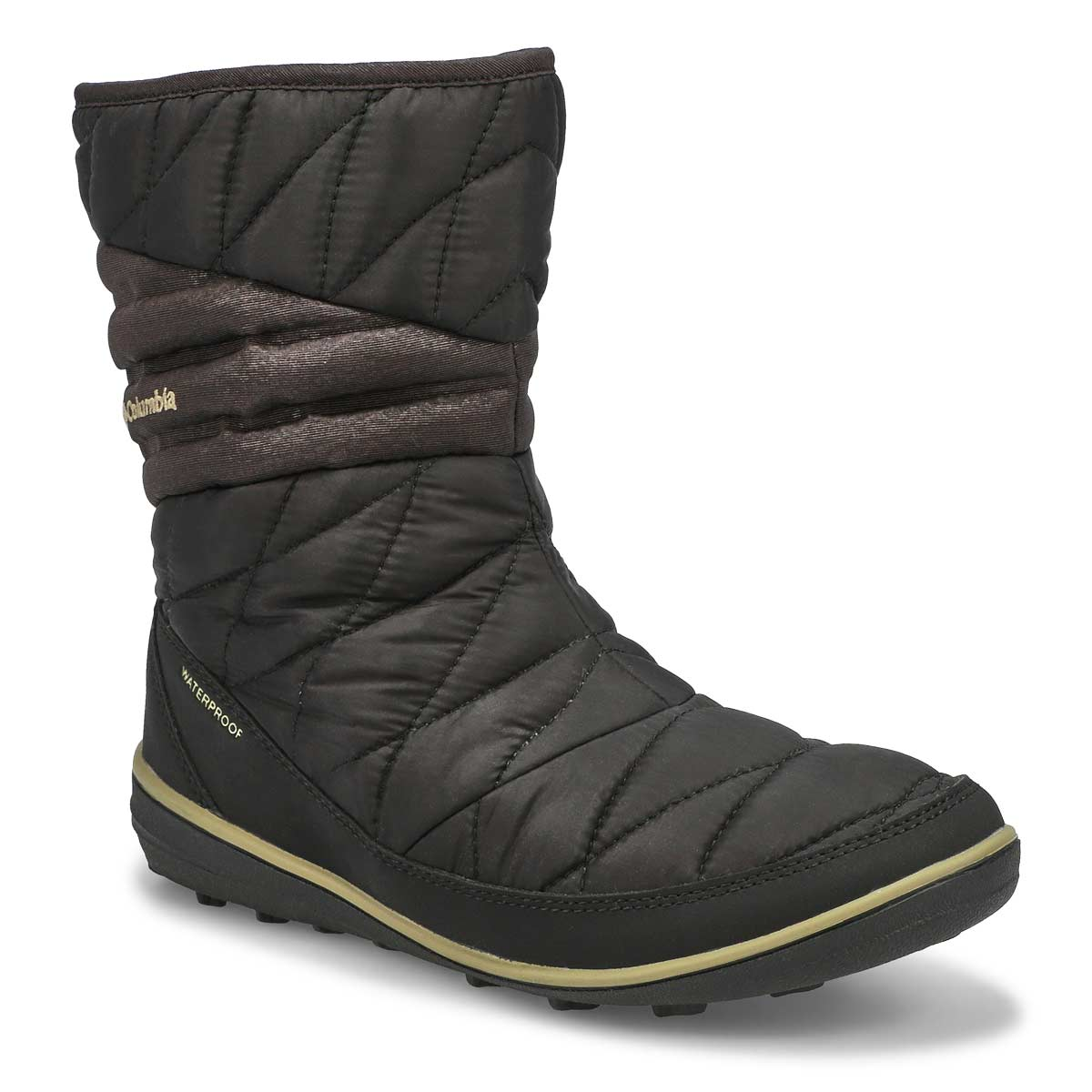 Women's HEAVENLY SLIP II OmniHeat blk wp boots