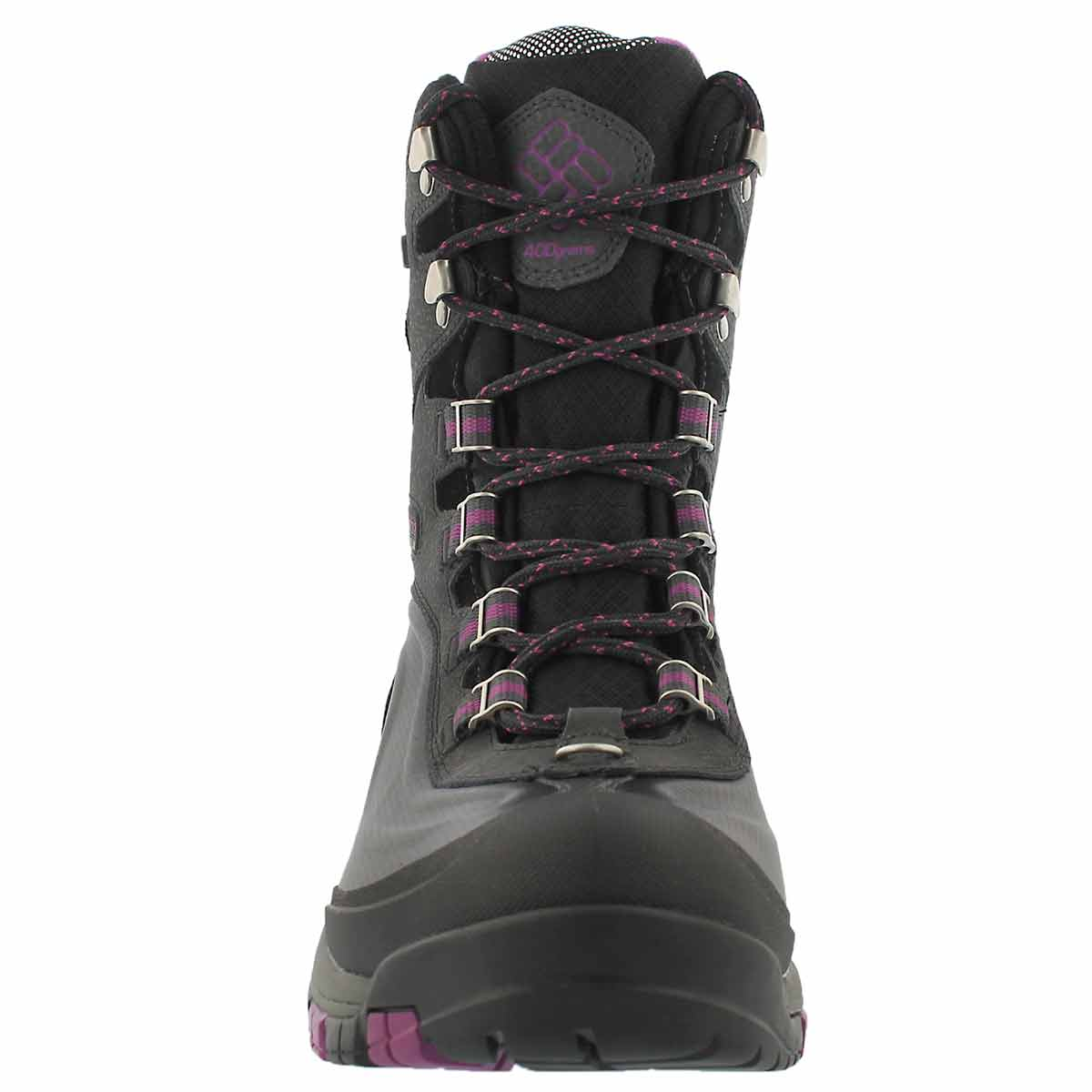 Lds BugabootPlusTitanium bk wp wntr boot