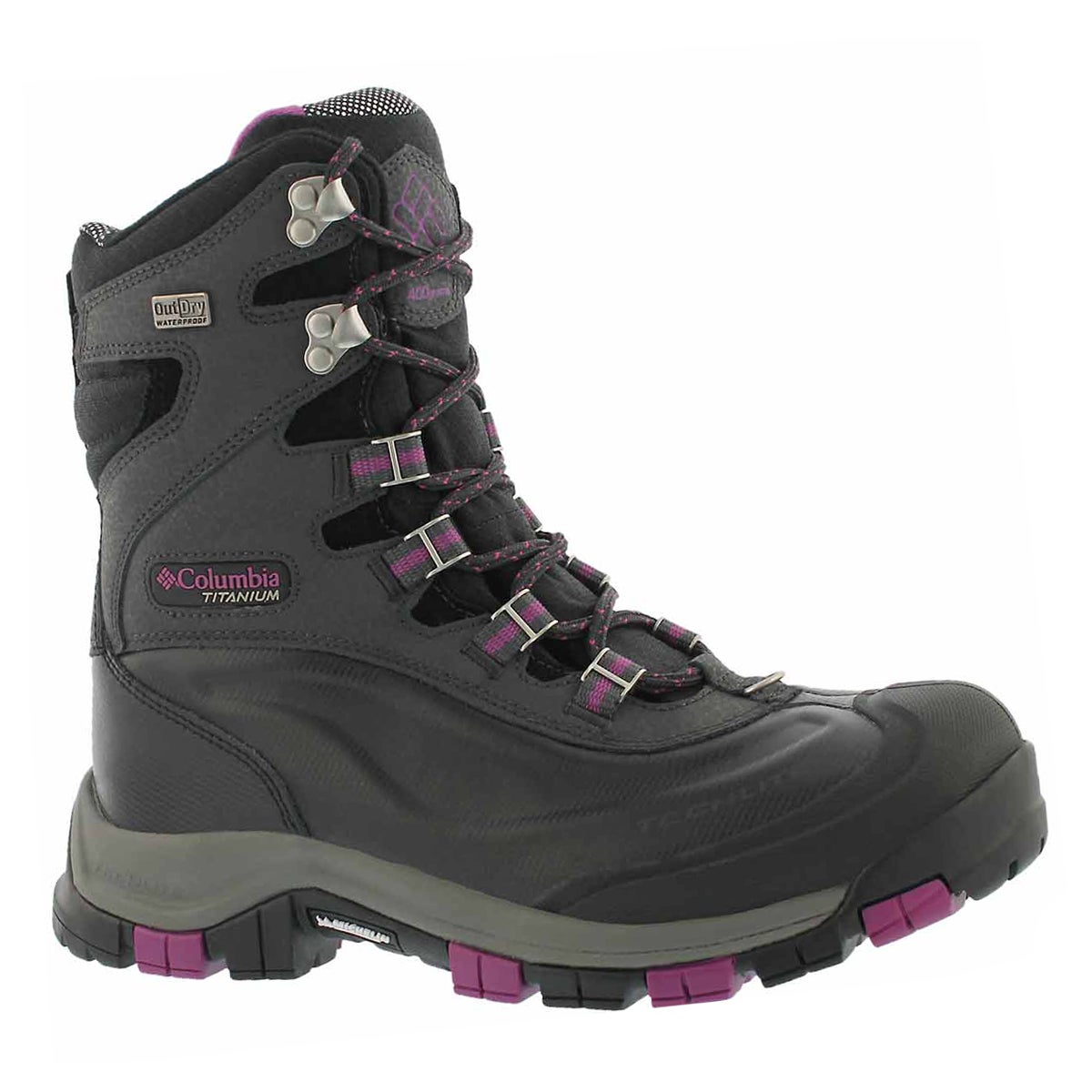 Women's BUGABBOOT PLUS TITANIUM bk wp winter boots