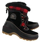 Lds Tivoli III black/red wtpf boot