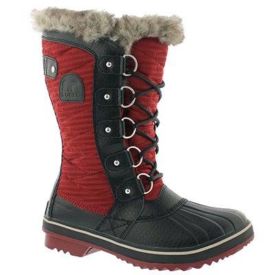 Lds Tofino II red/black wtpf boot