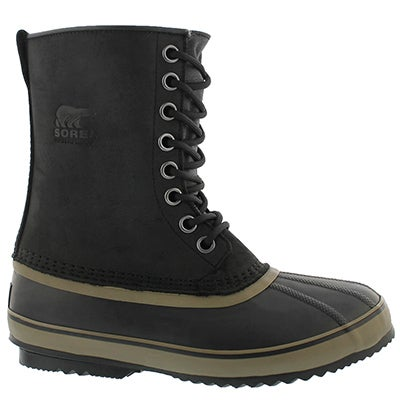 Mns 1964 Premium blk wtpf winter boot