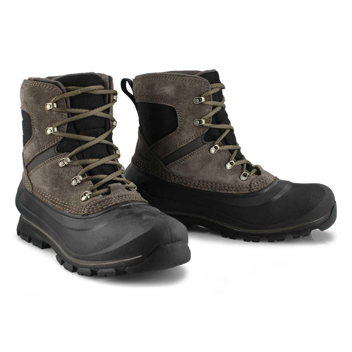 Mns Buxton Lace mjr/blk wtpf winter boot