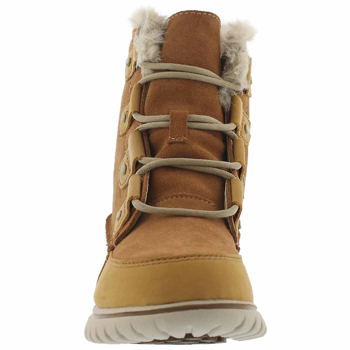 Lds Cozy Joan elk wtpf lace up boot
