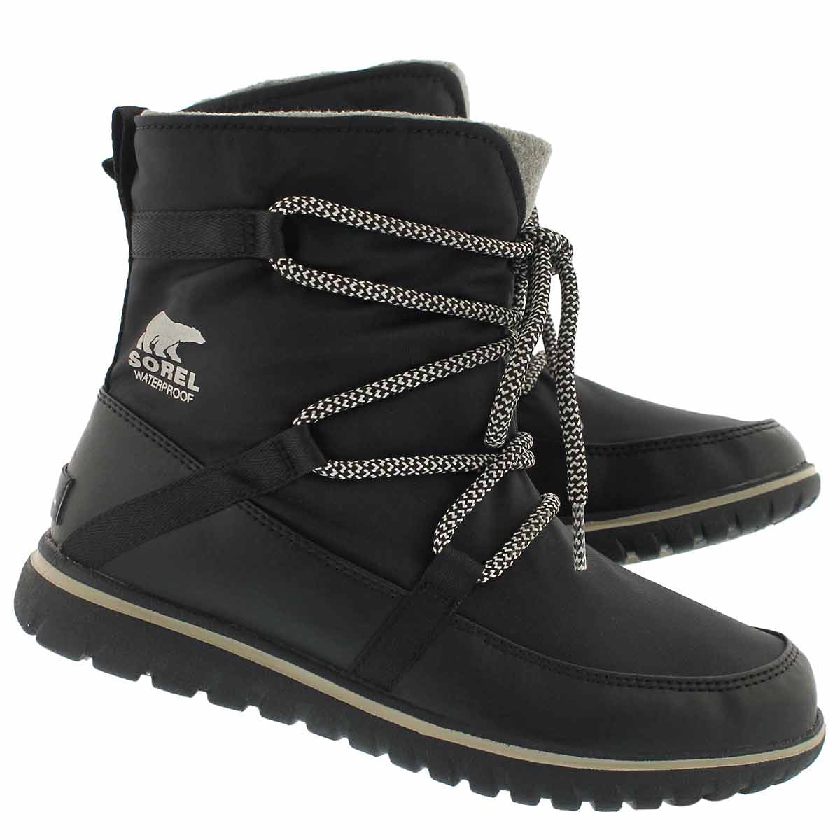 Lds Cozy Explorer black wtpf boot