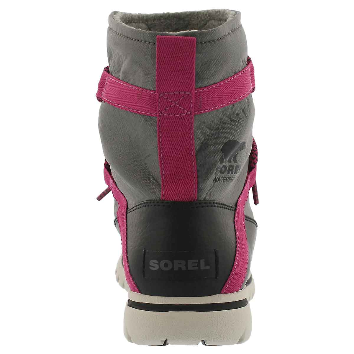Lds Cozy Explorer quarry wtpf boot