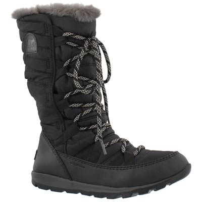 Lds Whitney Lace black wtpf winter boot