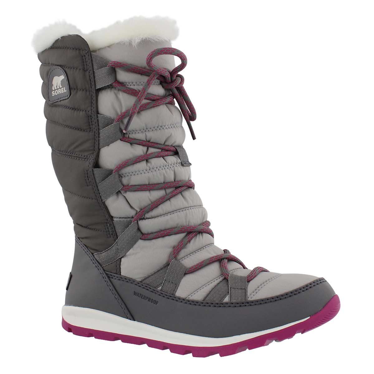 Women's WHITNEY LACE quarry wtrp winter boots