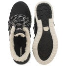 Lds Cozy Go black wtpf insulated sneaker