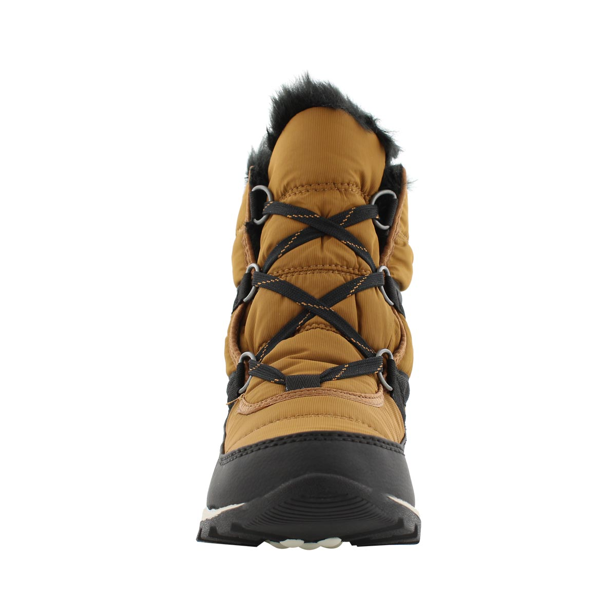 Lds WhitneyShortLace cml bn wp wntr boot