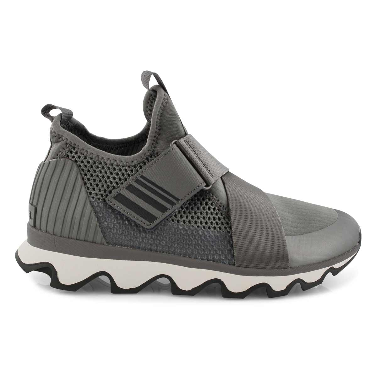 Lds Kinetic Sneak quarry fashion sneaker