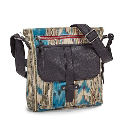 Pistil Women's GOTTA RUN oasis cross body bag