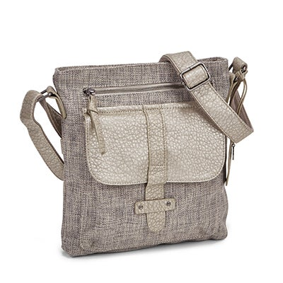 Pistil Women`s GOTTA RUN stardust cross body bag