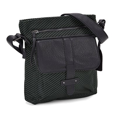 Pistil Women's GOTTA RUN obsidian cross body bag