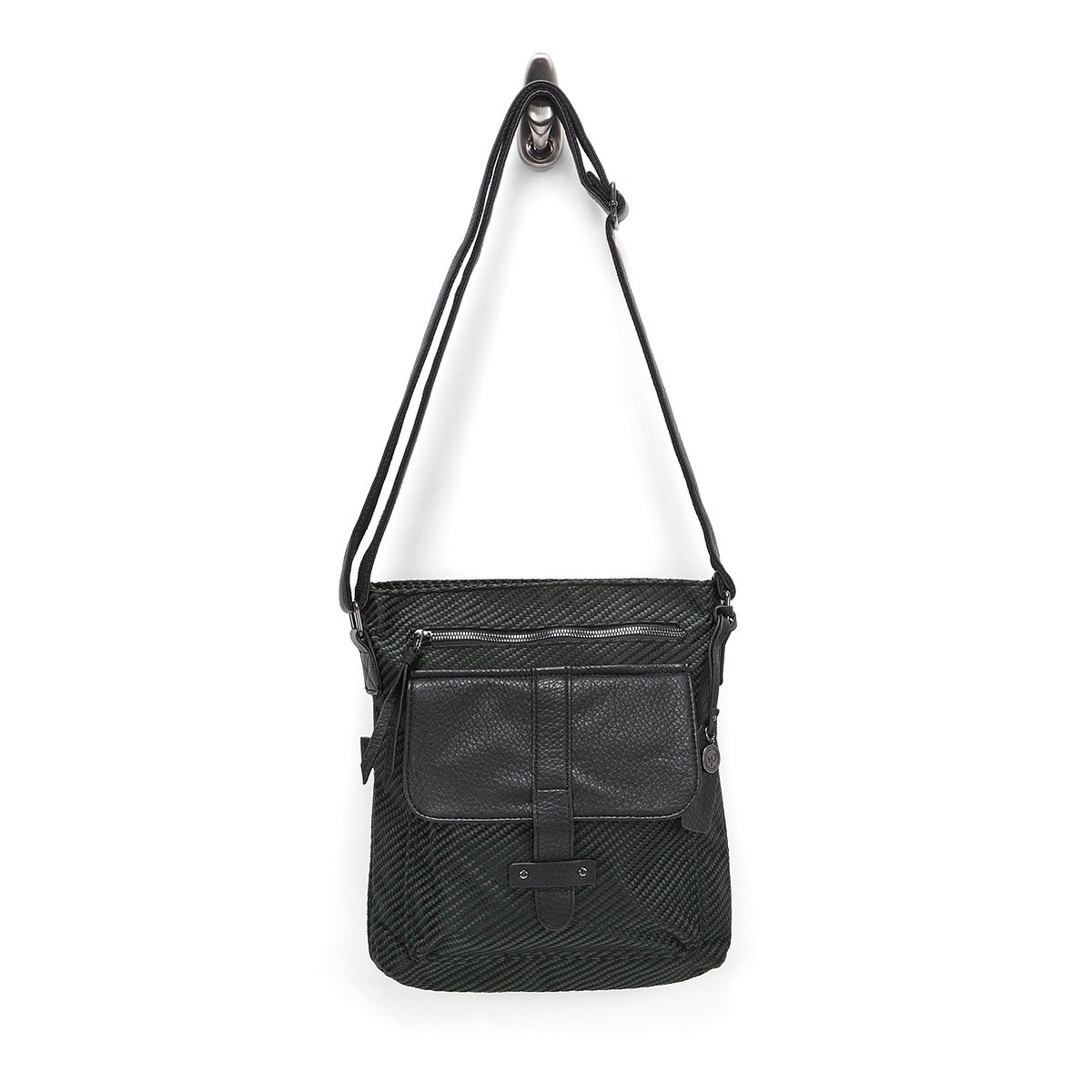 Lds Gotta Run obsidian cross body bag