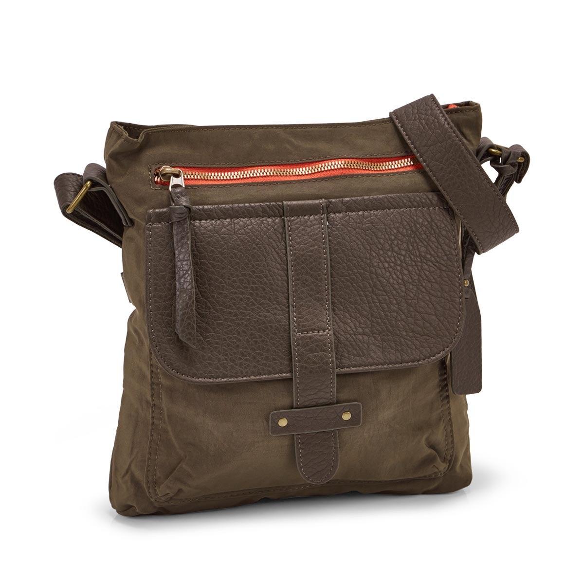 Women's GOTTA RUN jungle crossbody bag