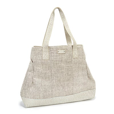 Lds No Big Deal stardust large tote