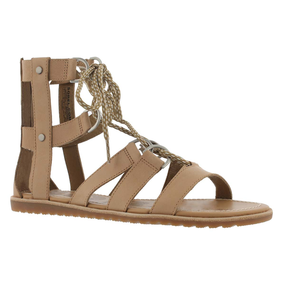 Women's ELLA lace up sahara casual sandals