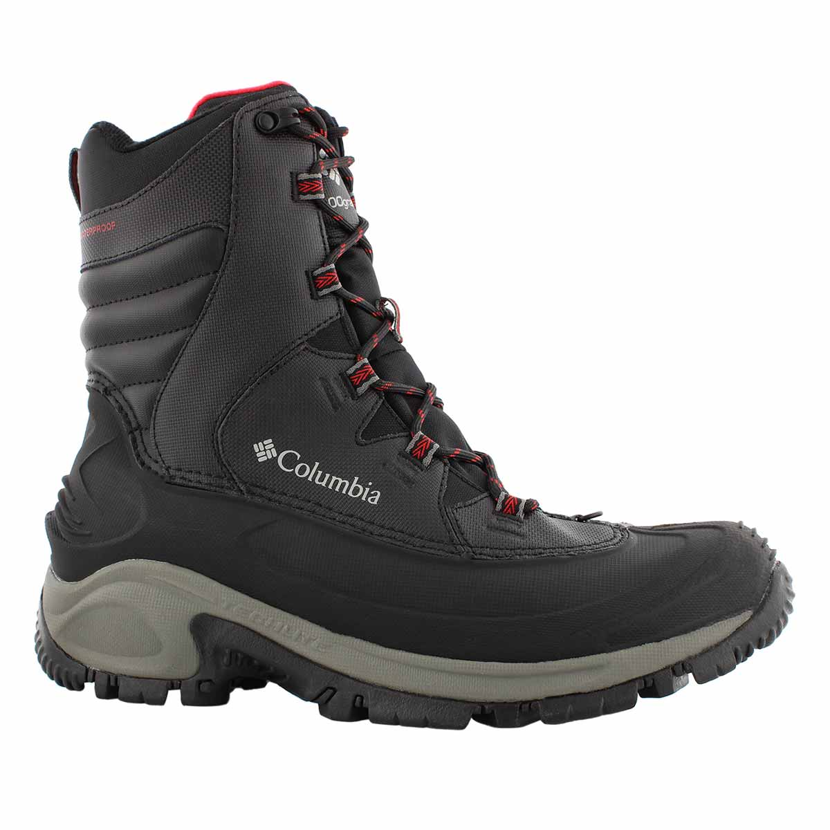 Mns Bugaboot III blk wtpf wntr boot-wide