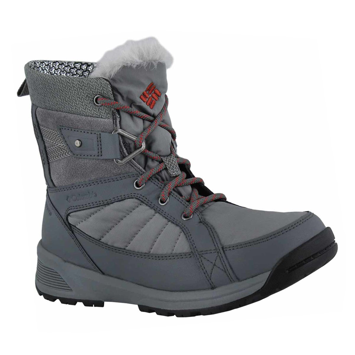 Lds MeadowsShorty OmniHeat 3D grey boot