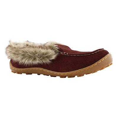 Lds Minx OmniHeat madder brown shoe