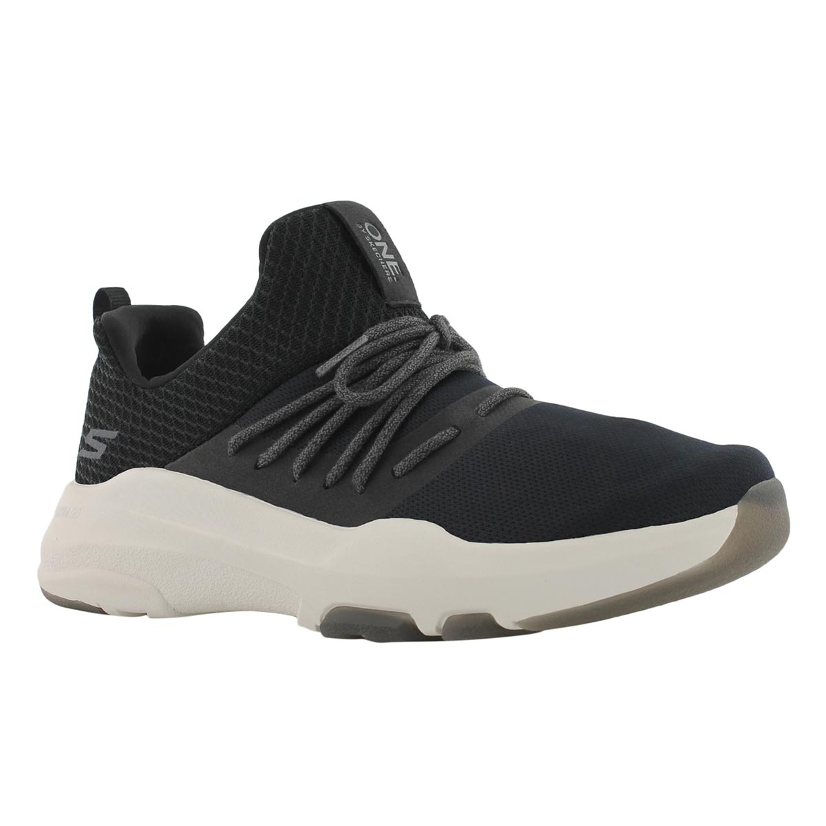 Lds Element Ultra black/white sneaker