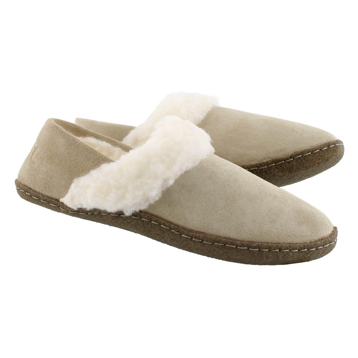 Lds Nakiska II british tan slipper