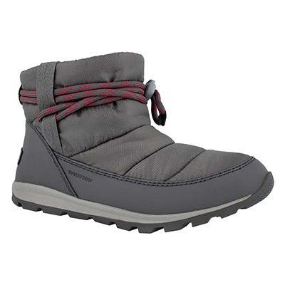 Lds Whitney Short quarry wp winter boot