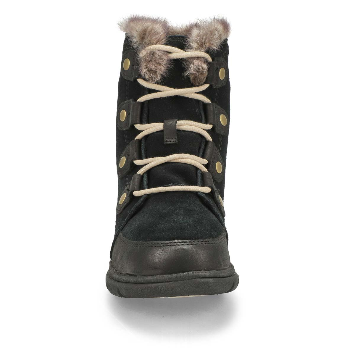 Lds Explorer Joan blk/stn wtrpf boot