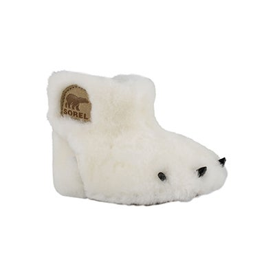 Inf Bear Paw sea slt boot slipper