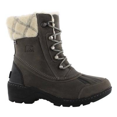 Lds Whistler Mid quarry wtpf wntr boot