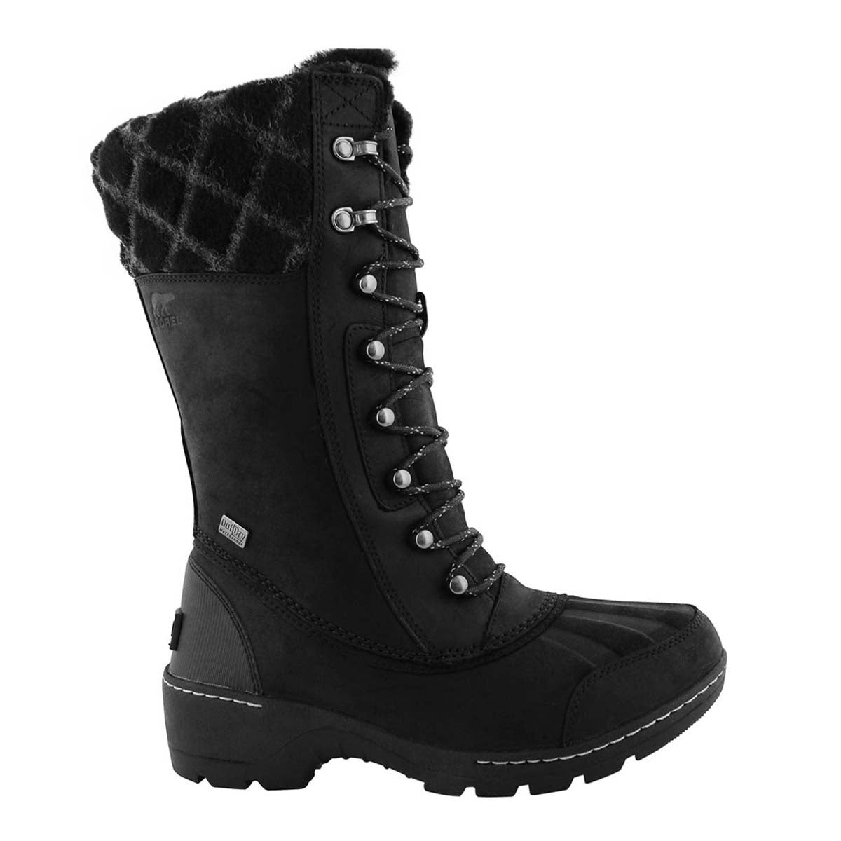Lds Whistler Tall black wtpf winter boot