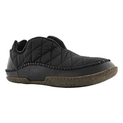 Mns Manawan black slipper